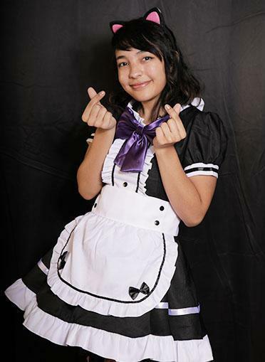 Maid Hinata